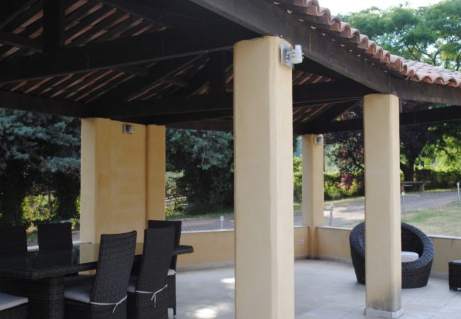Villa à Salernes - Location saisonnière en Provence : Villa Pati Panor