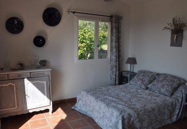 Maison à Cotignac - LE COLLET DE MARLIN : PISCINE PRIVEE VUE DOMINANTE