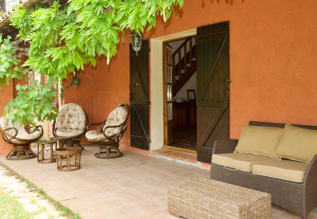 Maison à Cotignac - Location saisonnière en Provence : Les Valérianes