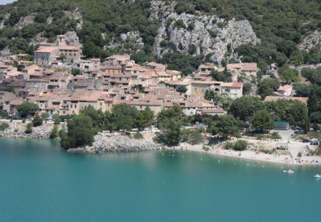 Villa à Sillans-la-Cascade - Villa Pinède, vacances à proximité des Gorges du Verdon