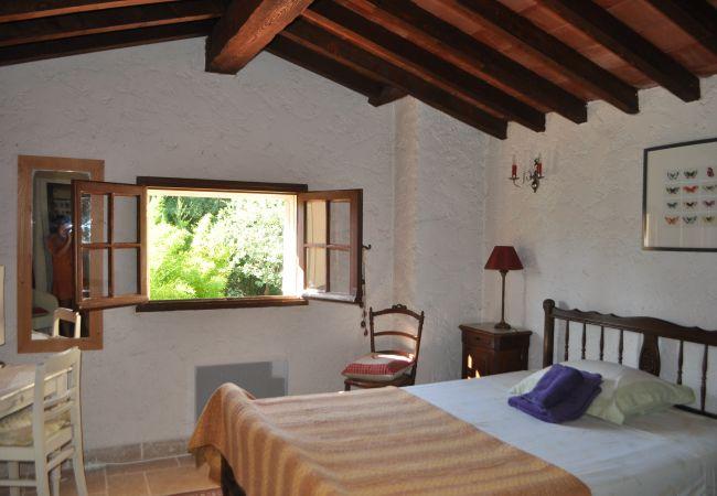 Maison à Cotignac - CHARMANTE MAISON DE CAMPAGNE AU CALME, PISCINE PRIVEE, JARDIN CLOS