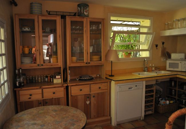 Maison à Cotignac - LA CADELLE - PISCINE AVEC VUE - CHARME