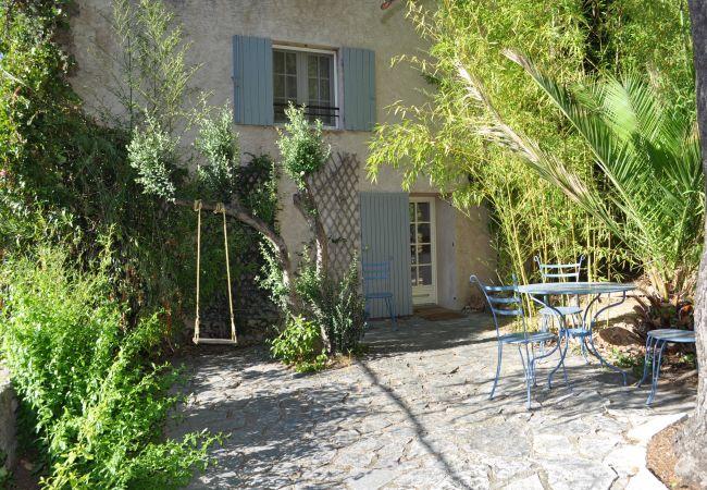 Maison à Cotignac - La Cadelle : charme, proche commerce et restaurant