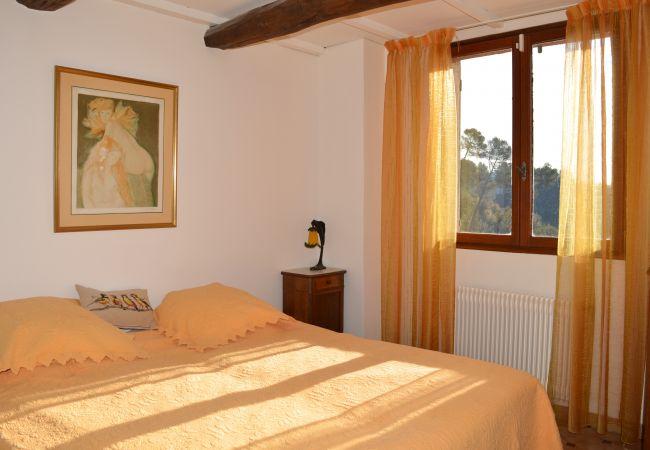Maison à Cotignac - Location saisonnière à Cotignac : Les Restanques