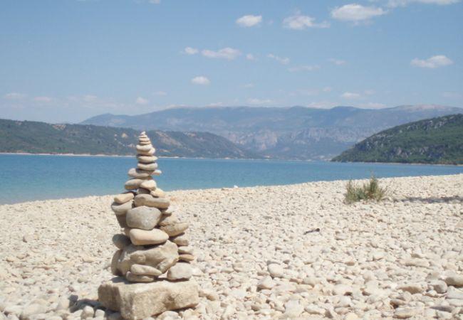 Maison à Cotignac - Location saisonnière en Provence : Le Clos des Oliviers