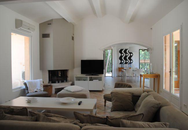 Villa à Cotignac - Location Saisonnière à Cotignac : Villa Stella