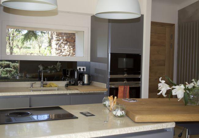 Villa à Cotignac - HUIS CLOS - COTIGNAC - PISCINE PRIVEE - CLIM