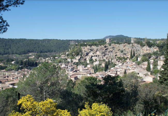 Villa à Cotignac - La Pardiguiere, idéal vacances en famille