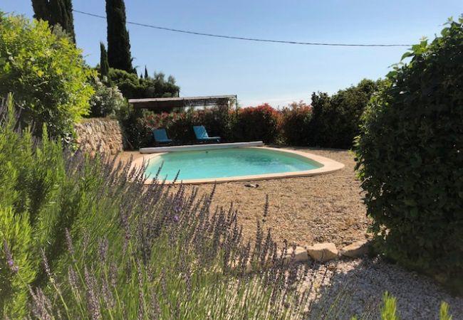Maison à Cotignac - Lou Casaou : calme et détente en Provence