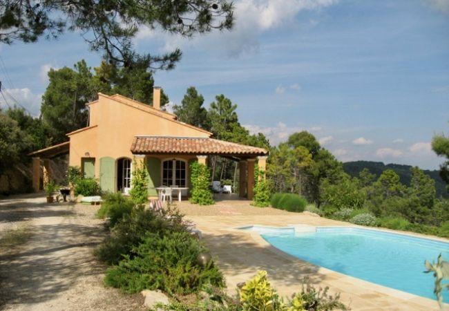 Maison à Cotignac - Plein Ciel : vacances paisibles et nature